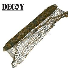 DECOY CAMOUFLAGE NETS 1.5 X 50m (HUNTING/PAINTBALLING)