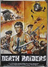 L49 - DEATH RAIDERS - Original Kinoplakat