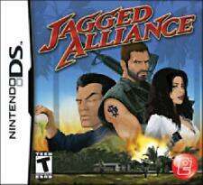 Jagged Alliance DS Nintendo DS Near-Mint Nintendo DS, Video Games