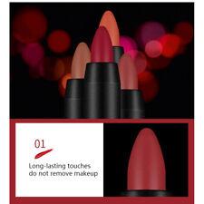 19 Color Long-Lasting Waterproof Matte Lipstick Pigmented Moisturizing Lip shine