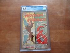 WONDER WOMAN #147 DC SILVER AGE CGC 6.5  WONDER GIRL COVER AND STORY MER-BOY