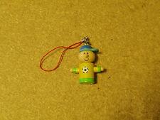 ciondolo charms porta cellulare in legno pendente portafortuna laccetto samsung