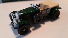 LLedo The Spirit of Brooklands (1992) Bentley 4,5ltr 1930 - green - mint boxed