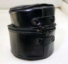 Vivitar Objektiv Tasche Schutzhülle 7.6X6.3X6.3cm Für 50mm f1.7 f1.8 Objektiv 2X