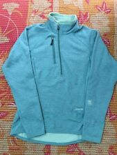 PATAGONIA regulator R2 Snap T Mint Green Polartec Shirt Sweater Sz S Power Dry