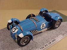 Bizarre 1/43 Scale Resin Bz431 - Talbot #8 le Mans 1951