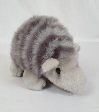 "Armadillo Plush Stuffed Animal Nanco 11"" Gray"
