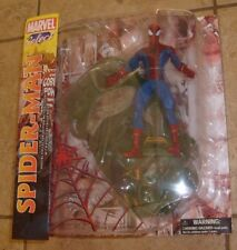 Marvel Select Deluxe Spiderman Legends Universe Figure MOSC NEW