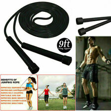 Jump Rope Skipping Aerobic Exercise Boxing Bearing Speed Fitness Gym UAS