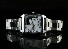 Elvis Presley Fashion Steel Watch Wrist Quartz Woman Man Lady GDM02