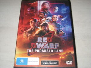 RED DWARF THE PROMISED LAND DVD R4 NEW/SEALED