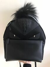 Brand New Authentic exclusive Fendi men monster backpack With Receipt