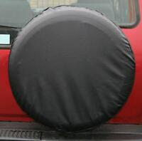 """SUV 4X4 Rear Spare Wheel Tyre Cover Fits 16"""" & 17"""" Inch fits Ford Ecosport"""