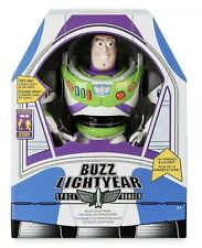 Toy Story Buzz Lightyear Talking Action Figure Disney Exclusive New