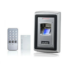 fingerprint  Access control smart card standalone fingerprint access control