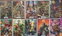 Avengers Age of Ultron 1-10 #1 2 3 4 5 6 7 8 9 10 LOT of 11