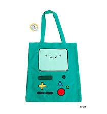 Adventure Time BMO Canvas Tote Bag bag-at-bmo  Shopper Video Game Cartoon New