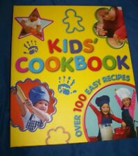 Kids Cookbook With Recipes Igloo Hardback Book