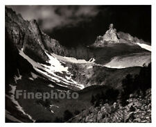 1949 Original ANSEL ADAMS Milestone Mountain Divide Landscape Photo Art 11X14