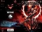 Nocterra #4 Jamie Tyndall Limited to 200 Wrap Around Trade Cover Signed/Cert  NM