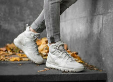 Womens NIKE LUPINEK FLYKNIT Trainers Boots Fashion Casual - UK 5 (EUR 38.5)