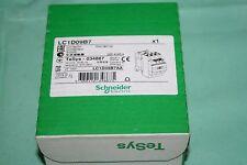 TeSys LC1D - contacteur - 3P - AC-3 440V - 9A - bobine 24V schneider  LC1D09B7