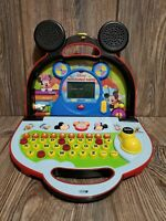 Disney Mickey Mouse Clubhouse Vtech Mousekadoer Laptop Learning Computer Toy