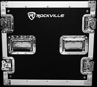 Rockville White Die-Cut Decal Sticker