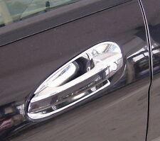 Set Crueux Chrome Poignée de Porte Plaquettes Adapté pour Mercedes W204