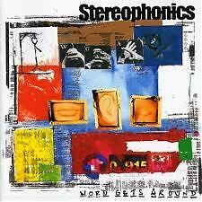 STEREOPHONICS  -  WORD GETS AROUND - USED  CD