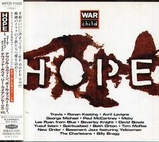 HOPE FOR THE CHILDREN IN IRAQ Japan CD NEW Billy Bragg