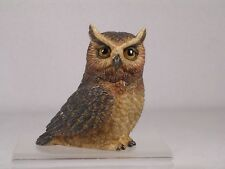 Harmony Kingdom Ball Pot Bellys / Belly 'Great Horn' Owl #Pbzow4 New In Box