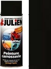 Peinture carrosserie Aerosol Noir Voiture Auto Moto scooter velo Tracteur Julien