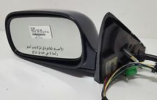 New OEM ARABIC Mirror Fits 2000-2005 Cadillac Deville Blue Metallic Driver Side