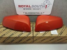Toyota Tacoma 16-17 Inferno 4X0 Outer Mirror Covers Set W/ TS Genuine OEM