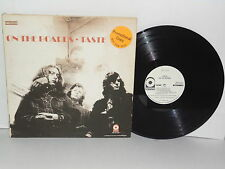 TASTE On The Boards LP Vinyl Stereo Atco White Label Rory Gallagher SD33-322