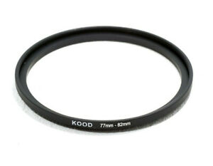 Stepping Ring 77mm - 82mm Step Up Ring 77-82mm 77mm to 82mm Ring