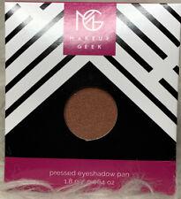 "BNIP Makeup Geek Eyeshadow ""ROULETTE"" Shimmer Powder Round Magnetic Pan"
