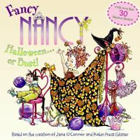 Fancy Nancy: Halloween...or Bust! by Jane OConnor