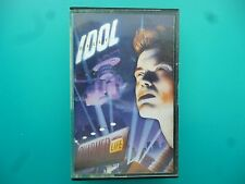 "BILLY IDOL   "" CHARMED LIFE ""  CASSETTE  ( 1990 )"