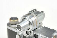 RARE Leitz Wetzlar chrome version VIDOM viewfinder, multi-finder for Leica