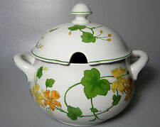 Villeroy & Boch Geranium Soup Tureen with Lid