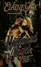 Untamed Angel By Elaine Fox, 1997, Paperback, ***VG***(BC60)