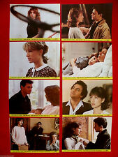J'AI EPOUSE UNE OMBRE 1983 NATHALIE BAYE FRANCIS HUSTER UNIQUE EXYU LOBBY CARDS