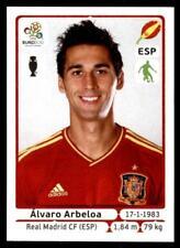 Panini euro 2012-Alvaro Arbeloa España no. 292