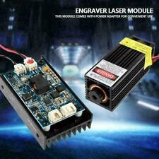 15W 450nm Blue Laser Module with Heatsink for DIY Laser Cutter Engraver Machine