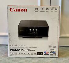 Canon PIXMA TS9120 Wireless All-in-One USB 2.0 Inkjet Printer Scan and Copy