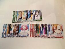 Weiss Schwarz Love Live Vol 2 booster pack set of common cards x1