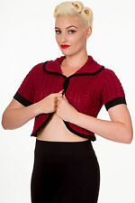 Collared Classic Cropped Tops & Shirts for Women