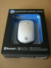 HP Z5000 Bluetooth Mouse Wireless BT Slim White E5C13AA